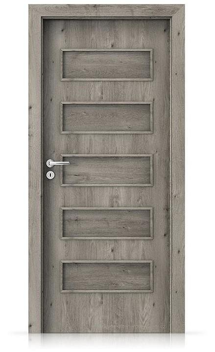 Interiérové dveře Porta FIT G.0 Portaperfect 3D DUB SIBIŘSKÝ