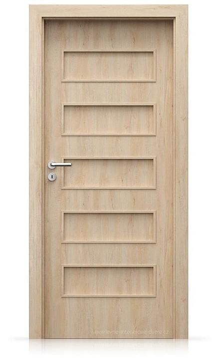 Interiérové dveře Porta FIT G.0 Portaperfect 3D BUK SKANDINÁVSKÝ