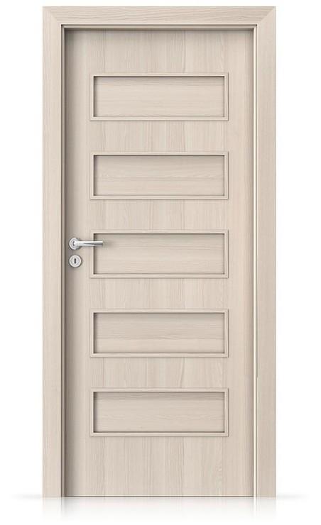 Interiérové dveře Porta FIT G.0 Laminát CPL HQ OŘECH BĚLENÝ