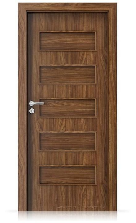 Interiérové dveře Porta FIT G.0 Laminát CPL HQ OŘECH MODENA 1
