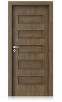 Interiérové dveře Porta FIT G.0 Laminát CPL HQ OŘECH PŘÍRODNÍ