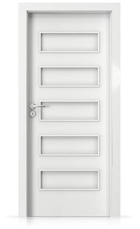 Interiérové dveře Porta FIT G.0 Laminát CPL HQ BÍLÁ