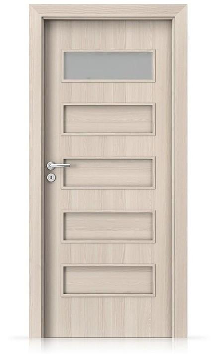 Interiérové dveře Porta FIT G.1 Portadecor OŘECH BĚLENÝ
