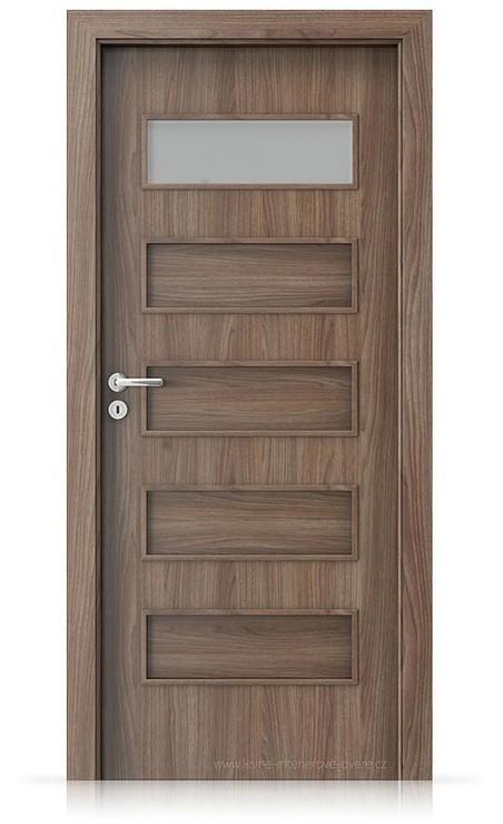 Interiérové dveře Porta FIT G.1 Portadecor OŘECH VERONA 2