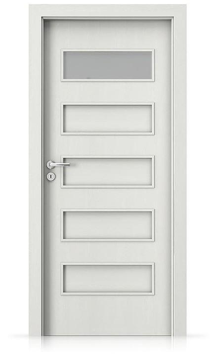 Interiérové dveře Porta FIT G.1 Portasynchro 3D WENGE WHITE
