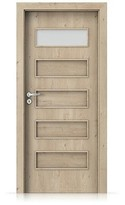 Interiérové dveře Porta FIT G.1 Portaperfect 3D DUB KLASICKÝ