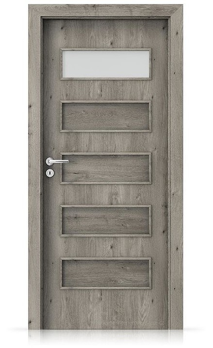 Interiérové dveře Porta FIT G.1 Portaperfect 3D DUB SIBIŘSKÝ