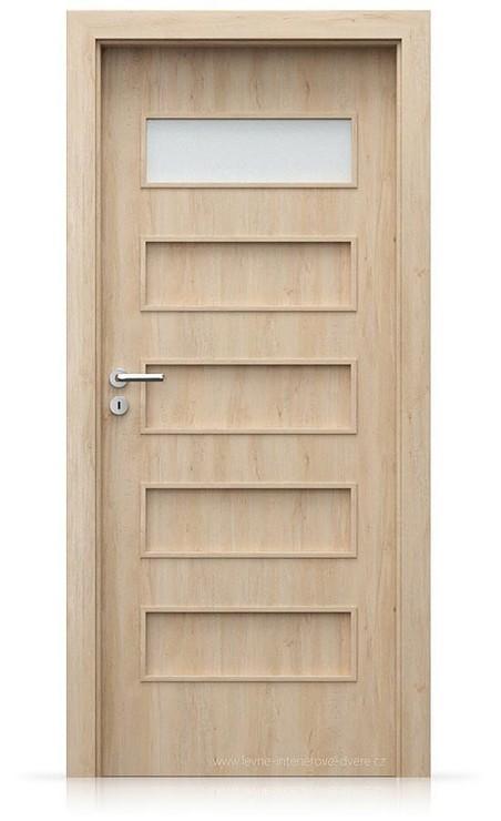 Interiérové dveře Porta FIT G.1 Portaperfect 3D BUK SKANDINÁVSKÝ