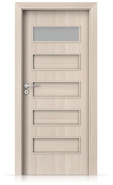 Interiérové dveře Porta FIT G.1 Laminát CPL HQ OŘECH BĚLENÝ