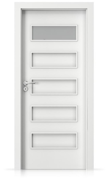 Interiérové dveře Porta FIT G.1 Laminát CPL HQ BÍLÁ