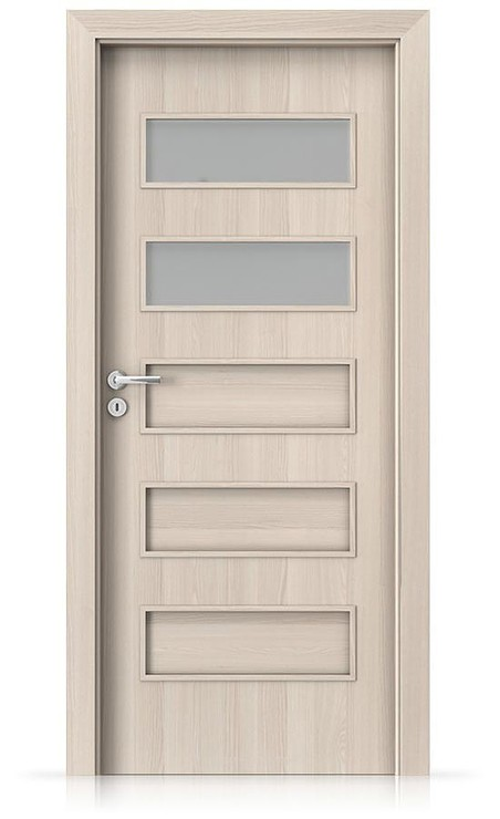 Interiérové dveře Porta FIT G.2 Portadecor OŘECH BĚLENÝ