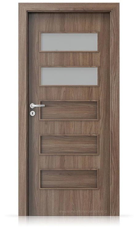 Interiérové dveře Porta FIT G.2 Portadecor OŘECH VERONA 2
