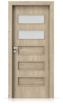 Interiérové dveře Porta FIT G.2 Portaperfect 3D DUB KLASICKÝ
