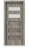 Interiérové dveře Porta FIT G.2 Portaperfect 3D DUB SIBIŘSKÝ