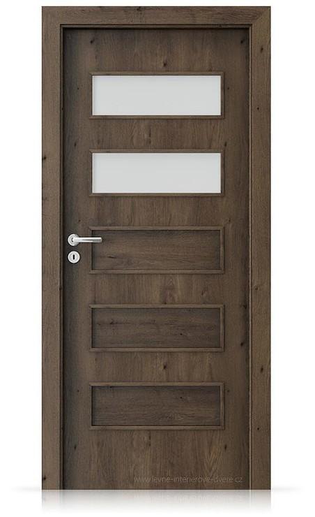Interiérové dveře Porta FIT G.2 Portaperfect 3D DUB JIŽNÍ