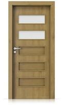 Interiérové dveře Porta FIT G.2 Portaperfect 3D DUB PŘÍRODNÍ