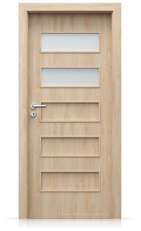 Interiérové dveře Porta FIT G.2 Portaperfect 3D BUK SKANDINÁVSKÝ
