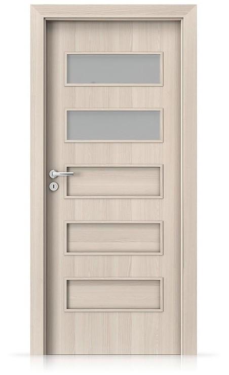 Interiérové dveře Porta FIT G.2 Laminát CPL HQ OŘECH BĚLENÝ
