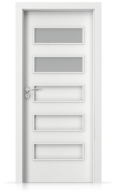 Interiérové dveře Porta FIT G.2 Laminát CPL HQ BÍLÁ