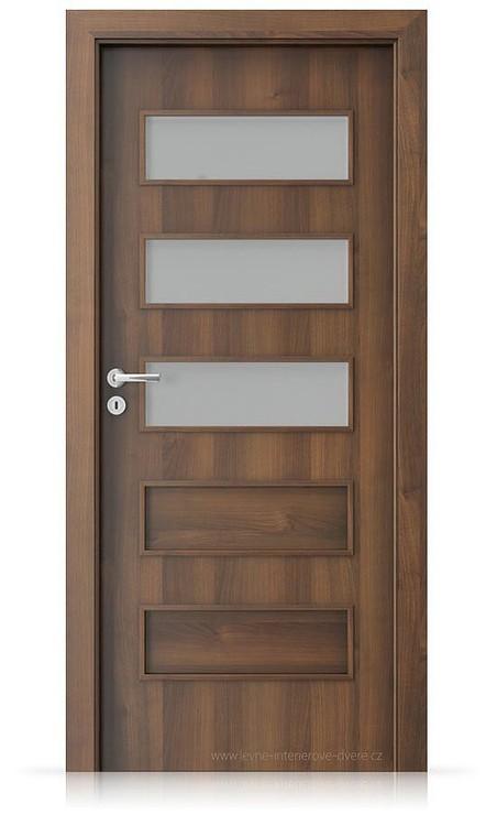 Interiérové dveře Porta FIT G.3 Portadecor OŘECH