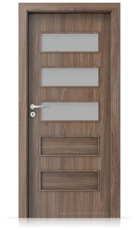 Interiérové dveře Porta FIT G.3 Portadecor OŘECH VERONA 2