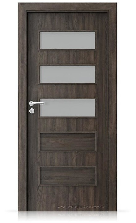 Interiérové dveře Porta FIT G.3 Portasynchro 3D DUB TMAVÝ