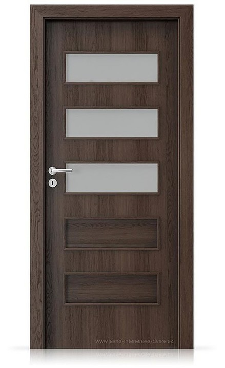 Interiérové dveře Porta FIT G.3 Portaperfect 3D DUB HAVANA