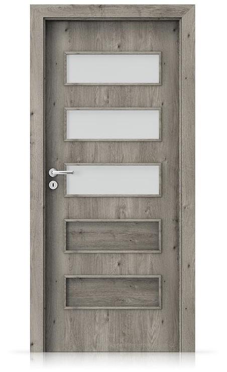 Interiérové dveře Porta FIT G.3 Portaperfect 3D DUB SIBIŘSKÝ