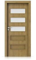 Interiérové dveře Porta FIT G.3 Portaperfect 3D DUB PŘÍRODNÍ