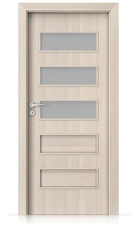 Interiérové dveře Porta FIT G.3 Laminát CPL HQ OŘECH BĚLENÝ