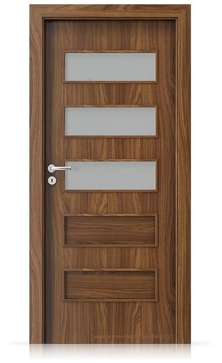 Interiérové dveře Porta FIT G.3 Laminát CPL HQ OŘECH MODENA 1