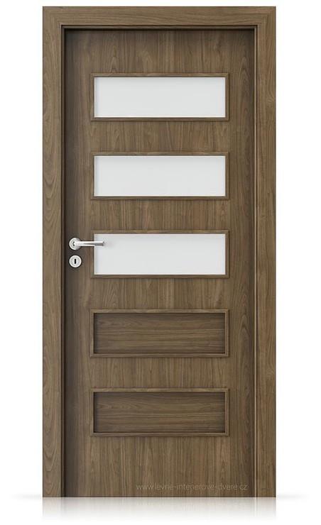 Interiérové dveře Porta FIT G.3 Laminát CPL HQ OŘECH PŘÍRODNÍ