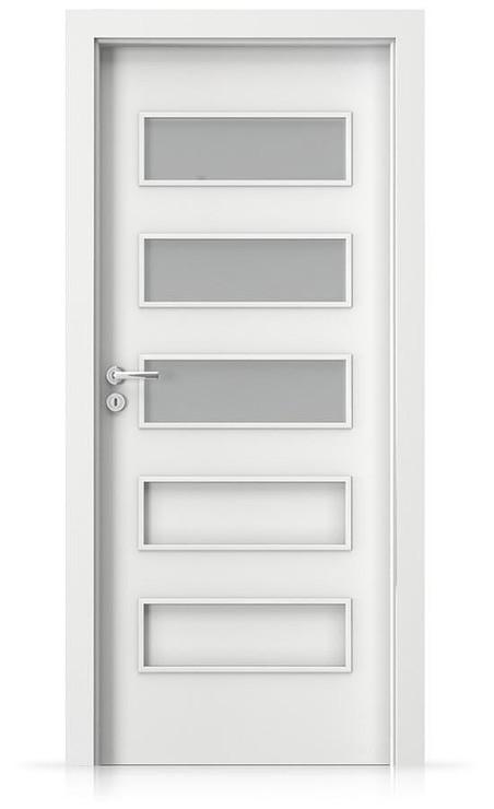 Interiérové dveře Porta FIT G.3 Laminát CPL HQ BÍLÁ
