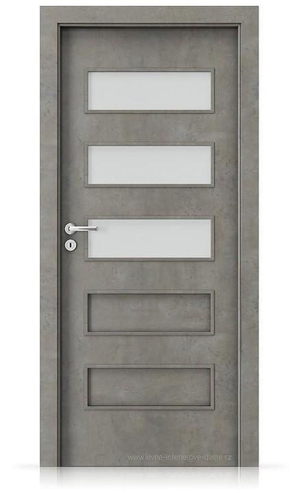 Interiérové dveře Porta FIT G.3 Laminát CPL HQ BETON SVĚTLÝ