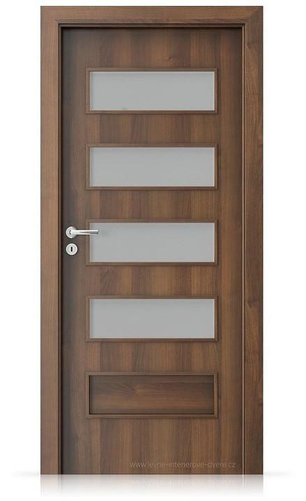 Interiérové dveře Porta FIT G.4 Portadecor OŘECH