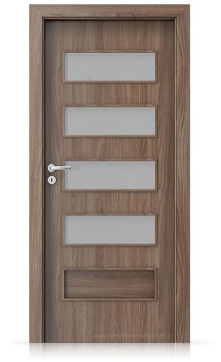 Interiérové dveře Porta FIT G.4 Portadecor OŘECH VERONA 2