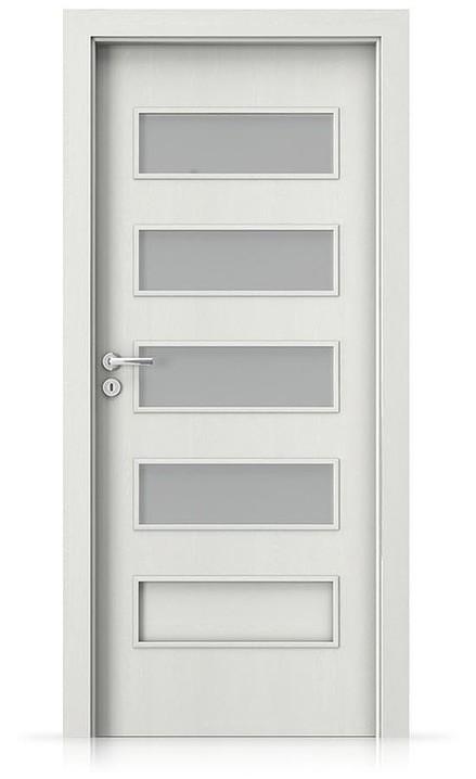 Interiérové dveře Porta FIT G.4 Portasynchro 3D WENGE WHITE