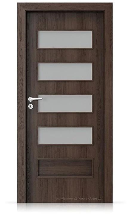 Interiérové dveře Porta FIT G.4 Portaperfect 3D DUB HAVANA