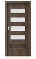 Interiérové dveře Porta FIT G.4 Portaperfect 3D DUB JIŽNÍ