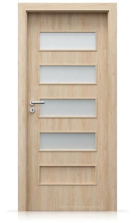 Interiérové dveře Porta FIT G.4 Portaperfect 3D BUK SKANDINÁVSKÝ
