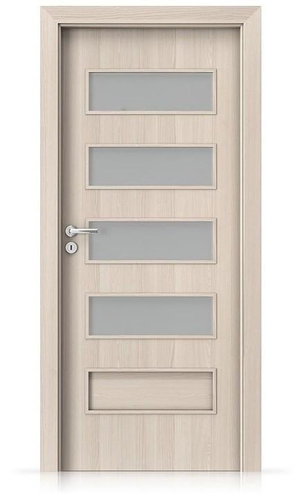 Interiérové dveře Porta FIT G.4 Laminát CPL HQ OŘECH BĚLENÝ