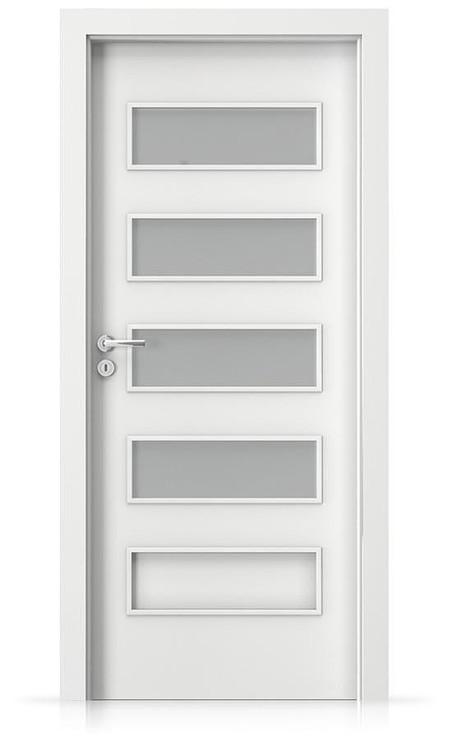Interiérové dveře Porta FIT G.4 Laminát CPL HQ BÍLÁ