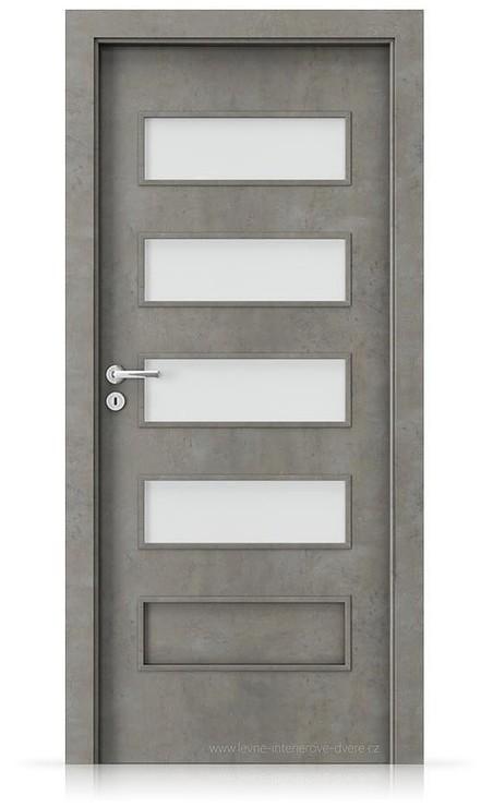 Interiérové dveře Porta FIT G.4 Laminát CPL HQ BETON SVĚTLÝ