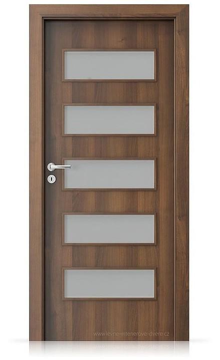 Interiérové dveře Porta FIT G.5 Portadecor OŘECH