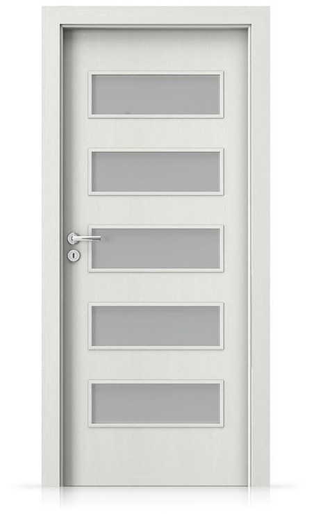 Interiérové dveře Porta FIT G.5 Portasynchro 3D WENGE WHITE