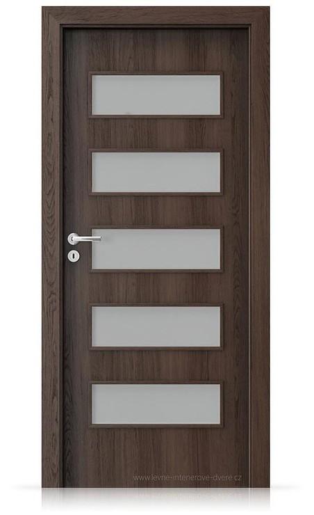 Interiérové dveře Porta FIT G.5 Portaperfect 3D DUB HAVANA