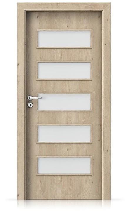 Interiérové dveře Porta FIT G.5 Portaperfect 3D DUB KLASICKÝ