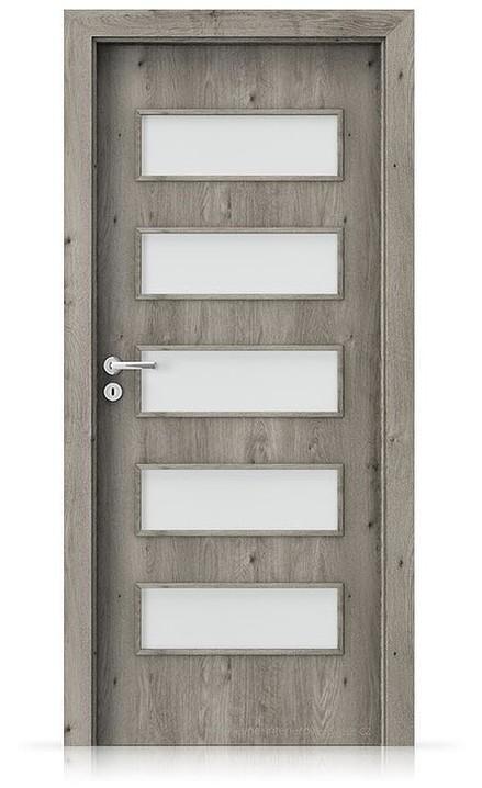 Interiérové dveře Porta FIT G.5 Portaperfect 3D DUB SIBIŘSKÝ