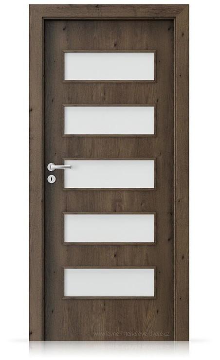 Interiérové dveře Porta FIT G.5 Portaperfect 3D DUB JIŽNÍ