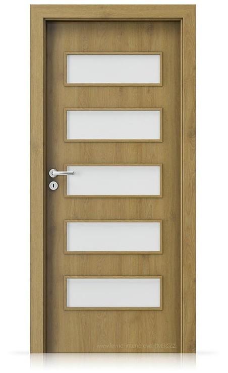 Interiérové dveře Porta FIT G.5 Portaperfect 3D DUB PŘÍRODNÍ